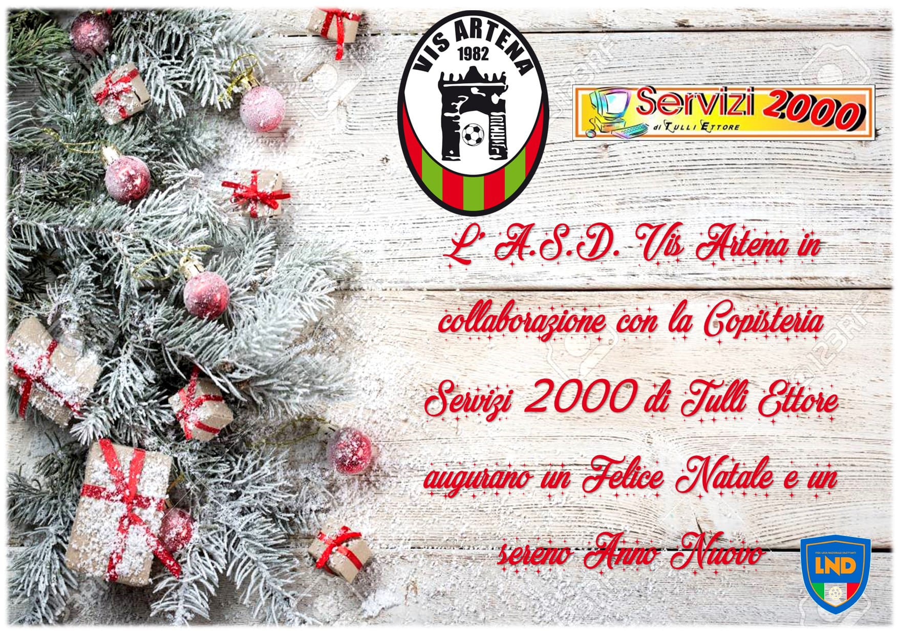 Auguri Di Natale Per Sportivi.Tanti Auguri Di Buon Natale Il Messaggio Del Nostro Presidente Alfredo Bucci Vis Artena